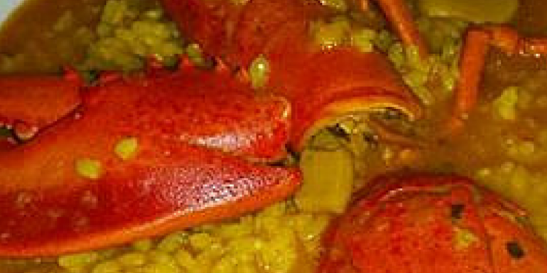 arroces 1 bogavante meloso
