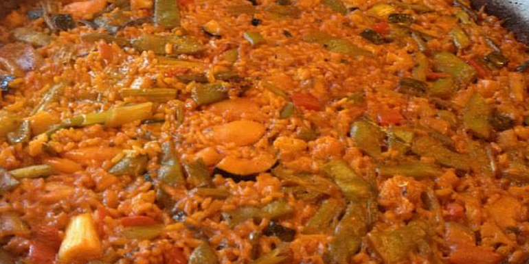 arroces 2 paella valenciana