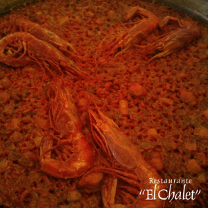 arroces 6 carabineros y rape
